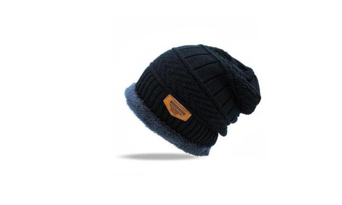 0f95858bebff2 Womens Mens Slouchy Beanie Winter Hat Knit Warm Snow Ski Skull Cap