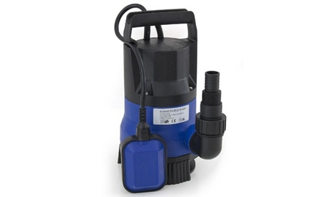 3/4HP 550W Submersible Dirty Clean Water Pump photo