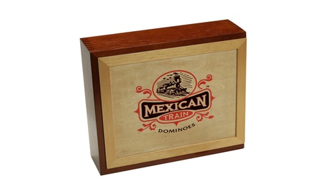 Mexican Train Dominoes b210266b-6cc2-4de4-b80a-dec1c6880aa6