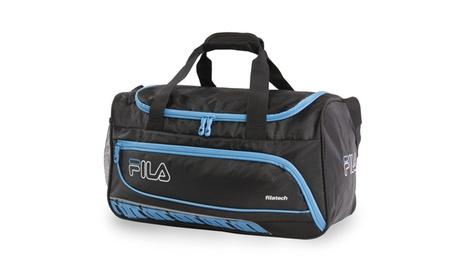 Fila Lasers Small Sports Duffel Gym Bag 3c4cb75f-8b2f-4ce5-8969-ebe8a3ed09ae
