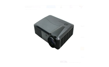 Portable Home Cinema Multimedia Movie Projector b5067618-3ff8-4f7c-bc13-20c73b3baf80