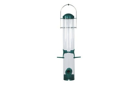 Birds Choice LCLGTUBE 3 Cup & 4 Ports Tube Feeder (Goods For The Home Patio & Garden Bird Feeders & Food) photo