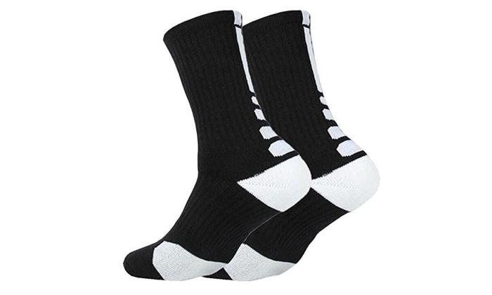 Man`s Sports Socks for Basketball and Football