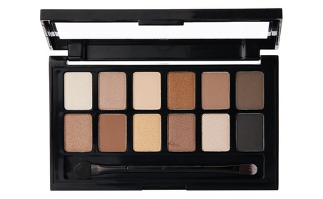 Maybelline The Nudes Eyeshadow Palette, 0.34 oz. de6b9e03-7718-4681-9331-1cfff5b35519