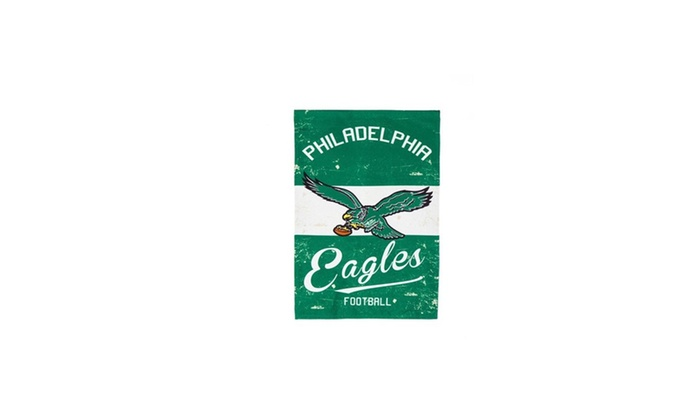 Team Sports America 13L3823VINT Philadelphia Eagles Vintage Linen