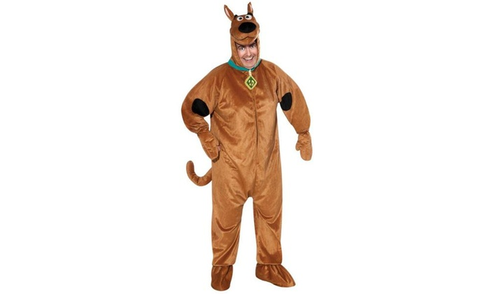 Scooby-Doo Adult Plus Costume