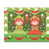 Grace Riley Babys First Christmas II Canvas Print