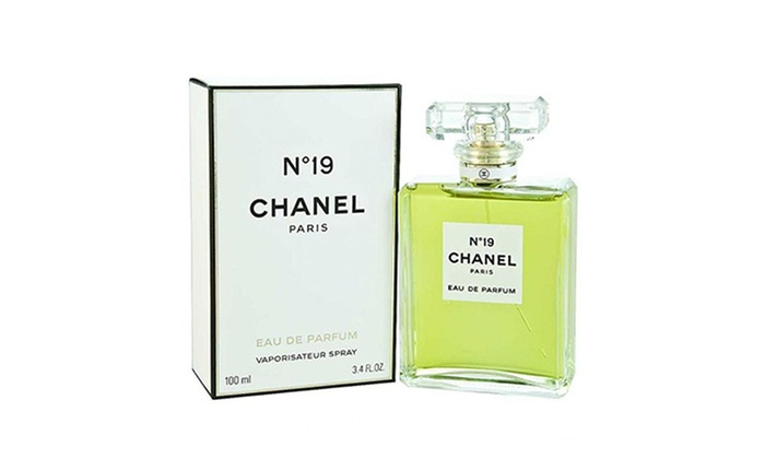 CHANEL No.19 Poudre Eau De Parfum Spray for Women 3.4 FL OZ   100 ... 1a748d429dce