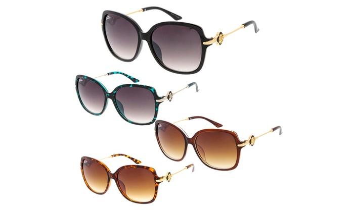 7aeb43d4070 Jolie Rose Oversize Women Butterfly Frame Sunglasses Model 144