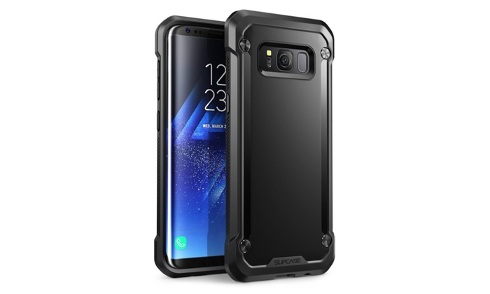 the best attitude c9074 251a4 Samsung Galaxy S8 Plus Case, SUPCASE Unicorn Beetle Series