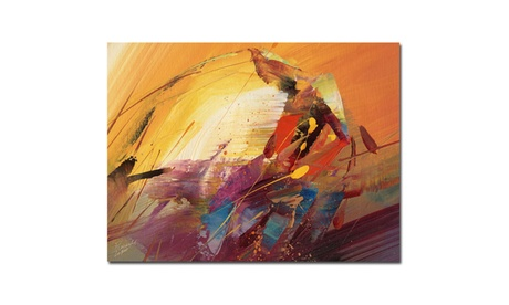 Ricardo Tapia 'A New Day' Canvas Art 5c011ef7-87f0-4ee9-af66-47d8c5b96889