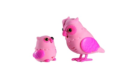 Little Live Pets S2 Tweet Talking Owl And Baby - Heartwing Family new 54d3e95c-5cb2-4f26-9065-114fce7499a1