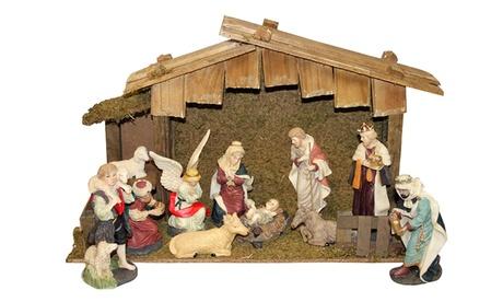 Nativity Stable Usa
