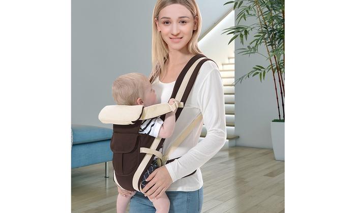 iMounTEK Flip 4-in-1 Convertible Baby Carrier