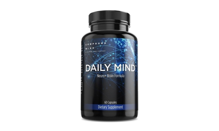 Up To 76% Off on Daily Mind 60 ct.  560e886d8