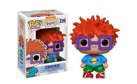 Funko Pop Animation Rugrats Chuckie Finster Vinyl Figure 54cc032f-d6b0-4a2e-8121-029e330c7ef5
