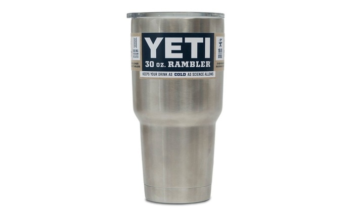 YETI Rambler 30oz Stainless Steel Tumbler