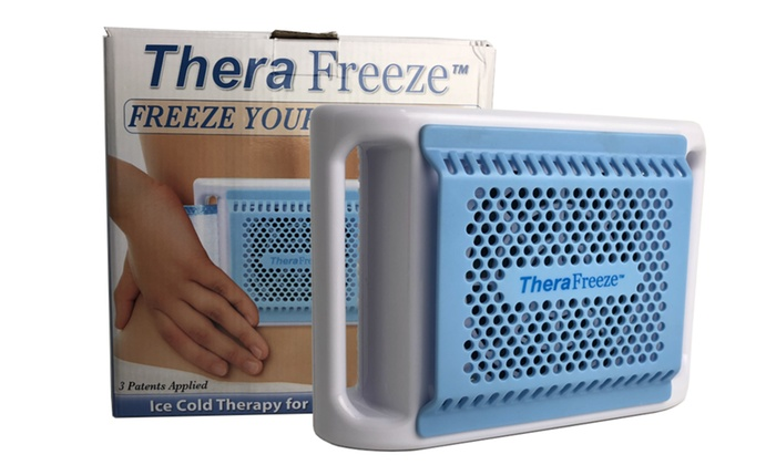 Stimulate Natural Pain Killers With Thera Freeze | Groupon
