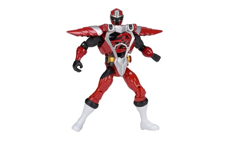 Power Rangers Ninja Steel 5-Inch Armored Red Ranger Action Hero Figure 759813c5-abad-4e16-b607-ab2cd5f0dc2e