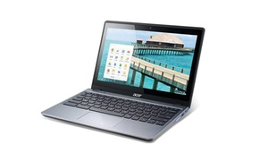 "Acer C720p 11.6"" Chromebook (Scratch & Dent)"