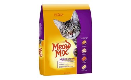 Meow Mix Original Choice Dry Cat Food, 16 lb 96084fdf-26e2-4851-9961-3ae60b5ccfd7