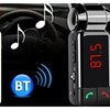 In-Car Bluetooth FM Transmitter/USB Charger