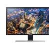 "Samsung UHD 28"" Monitor with 2 HDMI Ports in Glossy Black - U28E590D"