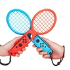 1 Pair Handle Tightly Fit Tennis Racket Controller ACE Holder