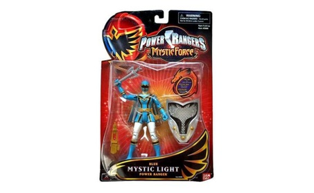 Power Rangers Mystic Force Mystic Light Action Figure Blue Power Range 74a6023b-7c21-40f4-bb04-c767b6389715