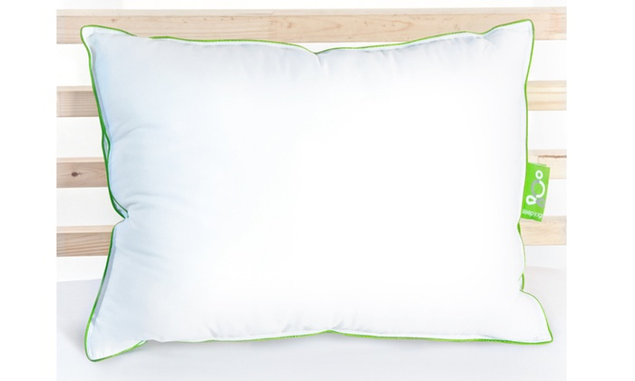 Sleep Yoga Non Flat Balanced Support Pillow Livingsocial