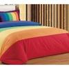 Modern Purple 5 Piece comforter set