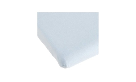 Carters Easy Fit Jersey Portable Crib Mattress Fitted 100% Cotton Sheet
