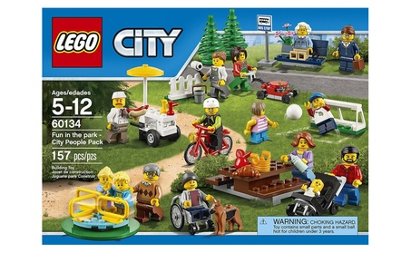 LEGO City Town 60134 Fun in the park - City People Pack Building Kit 52f35997-4dc4-48c5-abe5-b432a6864b51