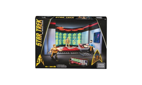 Star Trek the Original Series - Transporter Room: 321 Pcs 0c67b59e-aaa6-4803-b7b2-e3b1d1f19d74