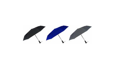 Alta 3M Scotchlite Material Automatic Open & Close Reflective Umbrella