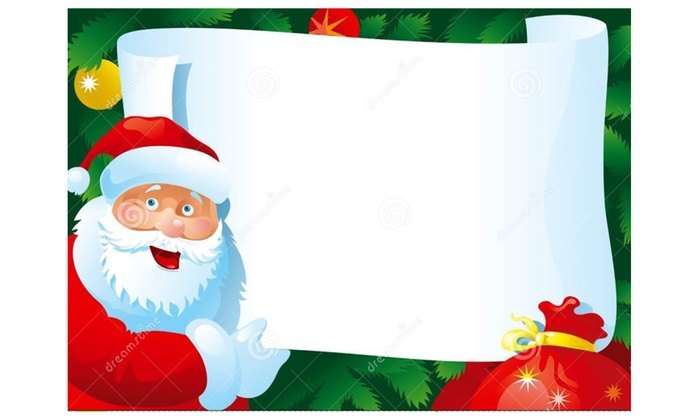 letter from santa groupon