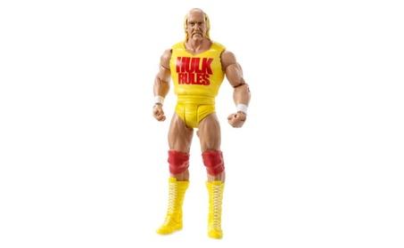 WWE Basic Figure with T-Shirt, Hulk Hogan 796d89f1-24d3-4a36-9ffc-4ceef9519faf