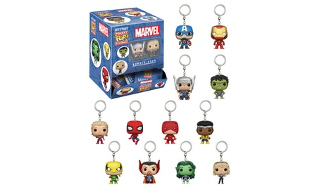 Funko Marvel Pocket Pop Keychain Blind Bag Mini Collectible Figures 25445612-9a15-4264-8838-7efae6615351