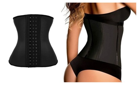 Women Girdle Sport Waist Body Shaper Trainer Cincher Corset Shapewear 0d7324cf-1c8e-4780-bd98-68a383424ded