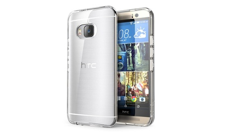 HTC One M9 Case, i-Blason Clear Halo Series Case Cover 912ccf63-d763-4864-b59a-3187bae8c77a