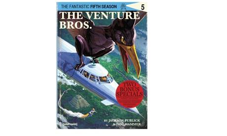 Venture Bros, The: Complete Season Five (DVD) c636ef50-4eb0-4e10-b209-ac14bfaea647