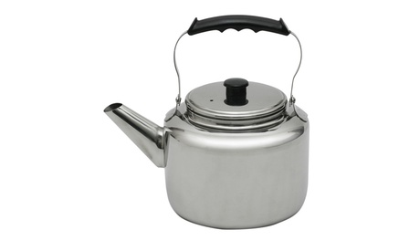 Lindy's Home Kitchen 5-1/4-qt Stainless Steel Water Kettle photo