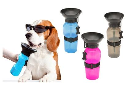 Auto Mug Pet Dog Drinking Water Cup Bottle Outdoor Feeder Bowl 61fe8916-5ddb-4fec-88ff-03ec88a16062