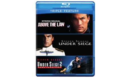 ABOVE THE LAW / UNDER SIEGE / UNDER SIEGE 2 d079bc32-50eb-48b3-8653-5da01f9d2e7f