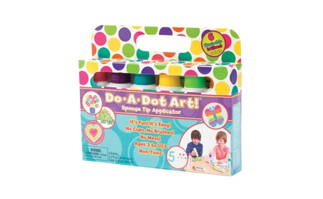 Do A Dot Art! Markers Brilliant Washable 6 pack c8295f79-6b77-429a-a0ff-307825980c89