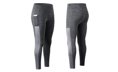 Women Stylish Low Waist Workout Leggings Fitness Yoga Pants