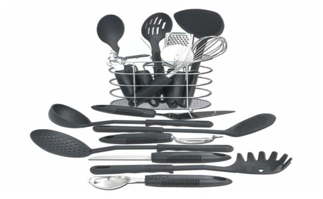17pc Kitchen Utensil Tool Set a8bfa566-8b31-43d3-b9f9-615fef05c696