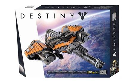 Mattel Mega Bloks® Destiny Arcadia Jumpship DPJ12 68a64ce8-dbce-4a45-9865-5beeae994c1c