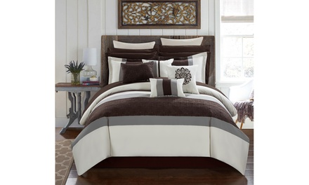 Myrtle Complete Bedroom in a Bag Set (16-Piece) - includes Sheet Set