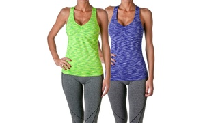 Riverberry Women's Actives Racerback Top 14